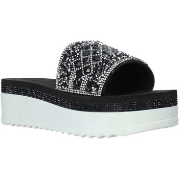 kengät Naiset Sandaalit Keys K-4842 Musta