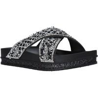 kengät Naiset Sandaalit Keys K-4810 Musta