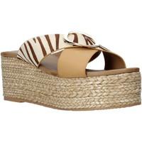 kengät Naiset Sandaalit Gold&gold A21 GK98 Beige