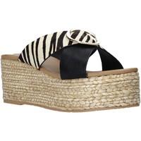 kengät Naiset Sandaalit Gold&gold A21 GK98 Musta