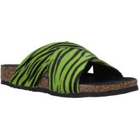 kengät Naiset Sandaalit Bionatura 10A2118-I-CAVERN Vihreä