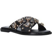 kengät Naiset Sandaalit Gold&gold A21 GJ559 Musta