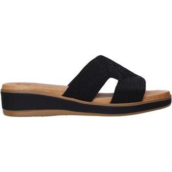 kengät Naiset Sandaalit Susimoda 1032 Musta