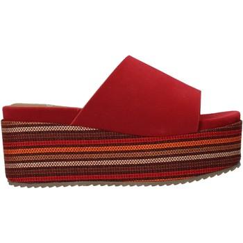 kengät Naiset Sandaalit Onyx S20-SOX751 Punainen