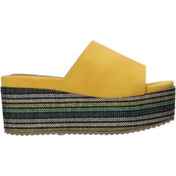 kengät Naiset Sandaalit Onyx S20-SOX751 Keltainen