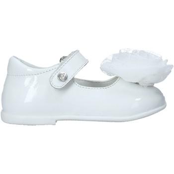 kengät Tytöt Balleriinat Naturino 2014715 02 Valkoinen