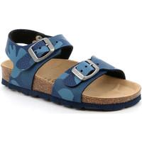 kengät Lapset Sandaalit ja avokkaat Grunland SB1680 Sininen