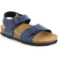 kengät Lapset Sandaalit ja avokkaat Grunland SB1206 Sininen