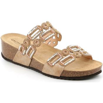 kengät Naiset Sandaalit Grunland CB2528 Vaaleanpunainen
