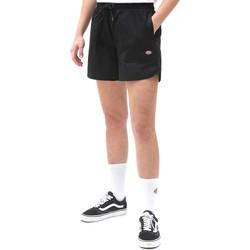 vaatteet Naiset Shortsit / Bermuda-shortsit Dickies DK0A4XCFBLK1 Musta