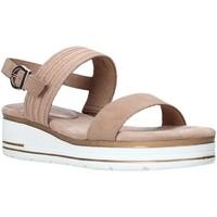 kengät Naiset Sandaalit ja avokkaat Marco Tozzi 2-2-28771-26 Vaaleanpunainen
