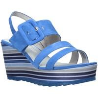kengät Naiset Sandaalit ja avokkaat Marco Tozzi 2-2-28336-26 Sininen