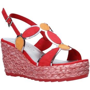 kengät Naiset Sandaalit ja avokkaat Marco Tozzi 2-2-28342-26 Punainen