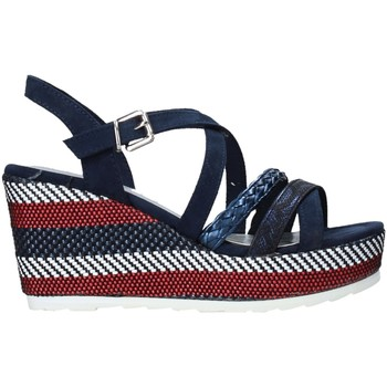 kengät Naiset Sandaalit ja avokkaat Marco Tozzi 2-2-28375-26 Sininen