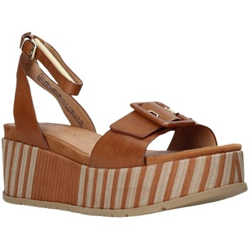 kengät Naiset Sandaalit ja avokkaat Marco Tozzi 2-2-28513-26 Ruskea