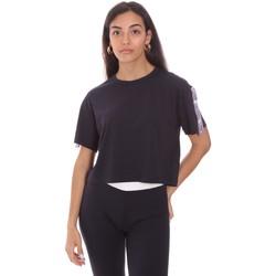 vaatteet Naiset Lyhythihainen t-paita Colmar 8652 6SH Sininen