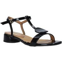 kengät Naiset Sandaalit ja avokkaat Grace Shoes 971002 Musta