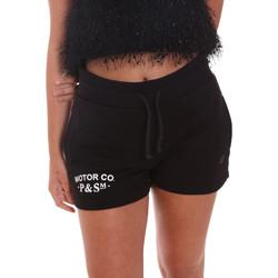 vaatteet Naiset Shortsit / Bermuda-shortsit Colmar 9048 2SI Musta