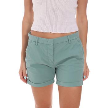 vaatteet Naiset Shortsit / Bermuda-shortsit Colmar 0917T 5TQ Vihreä