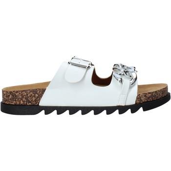 kengät Naiset Sandaalit Gold&gold A21 FL160 Valkoinen