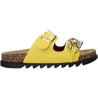 kengät Naiset Sandaalit Gold&gold A21 FL160 Keltainen