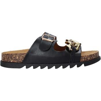 kengät Naiset Sandaalit Gold&gold A21 FL160 Musta