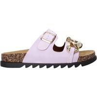 kengät Naiset Sandaalit Gold&gold A21 FL160 Violetti