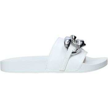 kengät Naiset Sandaalit Gold&gold A21 FL162 Valkoinen