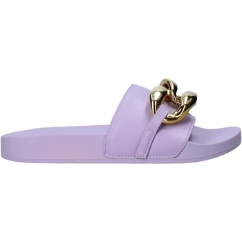 kengät Naiset Sandaalit Gold&gold A21 FL162 Violetti