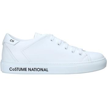 kengät Miehet Tennarit Costume National 10425/CP A Valkoinen