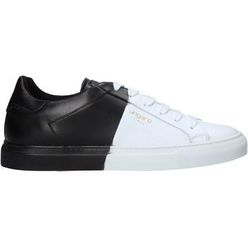 kengät Miehet Matalavartiset tennarit Ungaro 10812 B Valkoinen