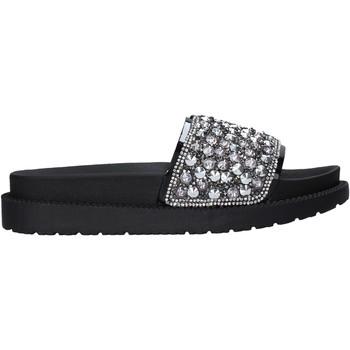 kengät Naiset Sandaalit Gold&gold A21 FL142 Musta