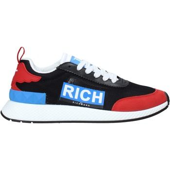 kengät Miehet Tennarit John Richmond 1324 D Musta