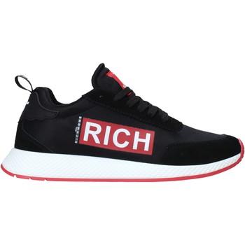 kengät Miehet Tennarit John Richmond 1323 A Musta
