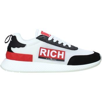 kengät Miehet Tennarit John Richmond 1324 B Valkoinen