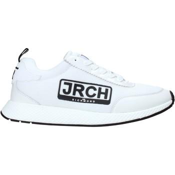 kengät Miehet Tennarit John Richmond 10132/CP A Valkoinen