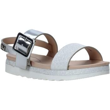 kengät Tytöt Sandaalit ja avokkaat Miss Sixty S20-SMS779 Hopea