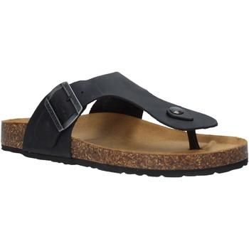 kengät Miehet Sandaalit ja avokkaat Docksteps DSM228400 Musta