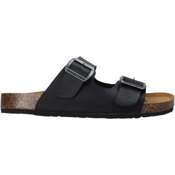 kengät Miehet Sandaalit Docksteps DSM228600 Musta