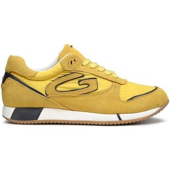 kengät Miehet Tennarit Alberto Guardiani AGM003513 Keltainen