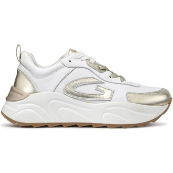kengät Naiset Matalavartiset tennarit Alberto Guardiani AGW001309 Valkoinen