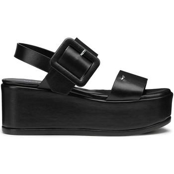 kengät Naiset Sandaalit ja avokkaat Alberto Guardiani AGW003105 Musta