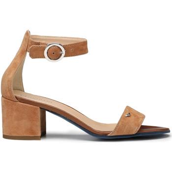 kengät Naiset Sandaalit ja avokkaat Alberto Guardiani AGW003201 Beige