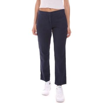 vaatteet Naiset Housut Colmar 0654T 1SQ Sininen
