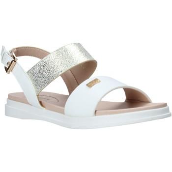 kengät Tytöt Sandaalit ja avokkaat Miss Sixty S20-SMS765 Valkoinen