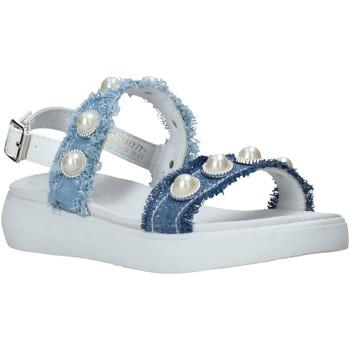 kengät Tytöt Sandaalit ja avokkaat Miss Sixty S20-SMS773 Sininen