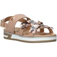 kengät Tytöt Sandaalit ja avokkaat Miss Sixty S20-SMS780 Ruskea