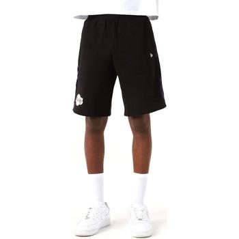 vaatteet Miehet Shortsit / Bermuda-shortsit New-Era 12720121 Musta