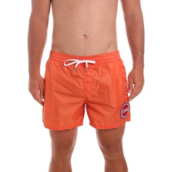 vaatteet Miehet Uima-asut / Uimashortsit Colmar 7267 5ST Oranssi
