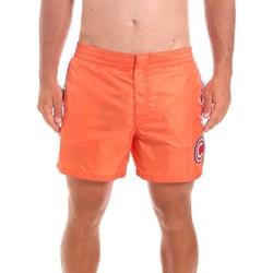 vaatteet Miehet Uima-asut / Uimashortsit Colmar 7266 5ST Oranssi